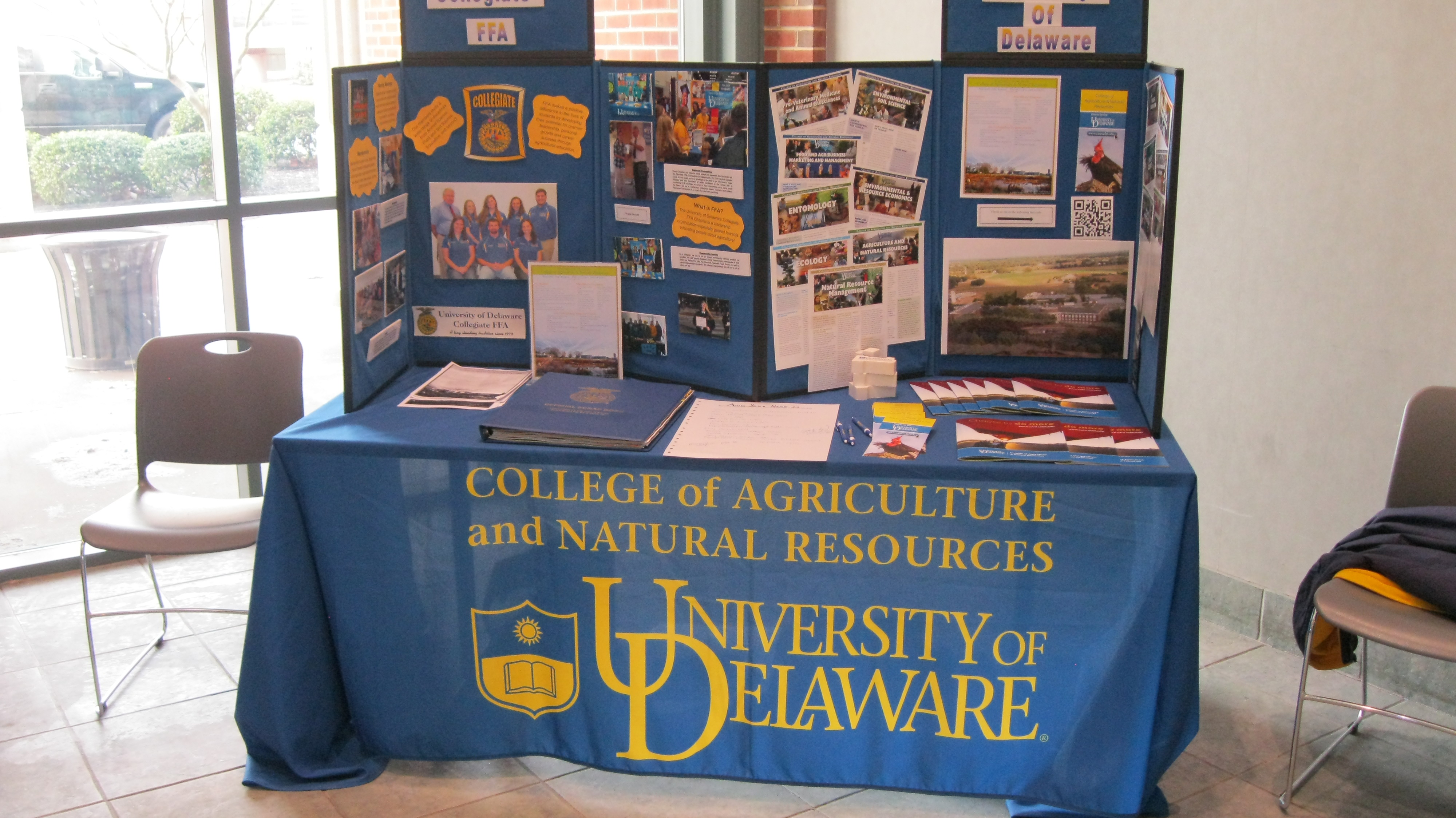 Delaware State University Department Of Agriculture And Natural Resources